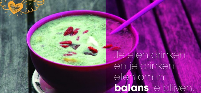 Superfoods & Smoothies Flyer